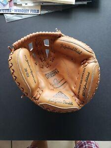 Jim Pagliaroni Vintage Unused Trio Hollander Baseball Catchers Glove