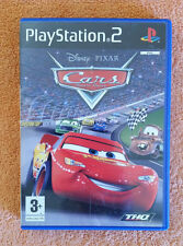 Cars Disney PS2 / complet