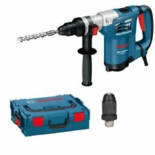 Bosch Hammer Drill Gbh 4-32 Dfr with Sds-Plus L-BOXX Keyless Chuck 0611332