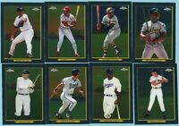 2020 Topps Series 2 Turkey Red Chrome Inserts RC U Pick  Retail Only