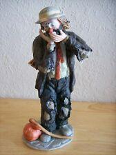 "Emmett Kelly Jr. ""The Toothache� Figurine"