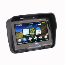 8GB 4.3inch Touchscreen Motorcycle GPS Navigation NAV+Free Map IPX7 support 32GB