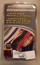 New listing New! Metra Universal Amplifier Installation Kit 500 Watts Cf-Ak50