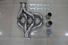 STAINLESS SHORTY HUGGER HEADER EXHAUST MANIFOLD FOR 429/460 FORD BBC BIG BLOCK