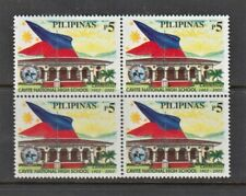 Philippine Stamps 2002 Cavite National High School Complete in Block of 4 MNH