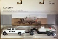 Dodge RAM Pickup With Anhydrous Wagon Set In 1/64 Scale Nice