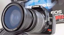 Ultra Wide Angle Macro Fisheye Lens for Canon Eos Digital Rebel t6 T5 w 18-55 IS