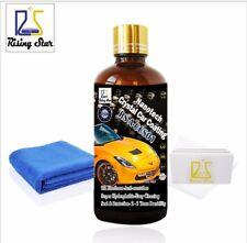nanotech crystal car coating review ceramic paint protection nano best wash pro