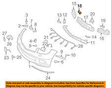 MERCEDES OEM 08-14 C300 Front Bumper-Energy Absorber Bracket Right 2048852214