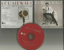 ROD STEWART They Can't Take that Away from Me USA 2003 PROMO Radio DJ CD Single