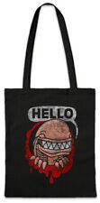 Alien Birth Stofftasche Einkaufstasche Ripley Prometheus Nostromo Face Hugger
