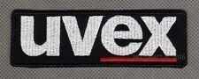 Uvex toppa ricamata termoadesivo iron-on patch Aufnäher
