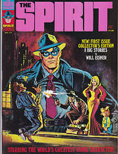 Spirit Magazine #1 Vf/Nm