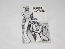 VINTAGE DEC 1974 PHYSIQUE PICTORIAL MALE BODY ART BODYBUILDING MAGAZINE