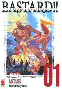 Panini Comics - Bastard!! Kanzenban Complete Edition # 1/6 - Planet Manga Nuovi