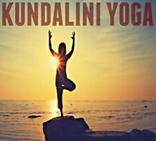 LEARN KUNDALINI YOGA FOR BEGINNERS DVD STRESS RELEIF FLEXIBILITY BACK ISSUES