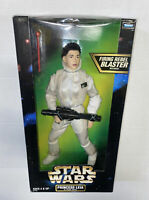Star Wars Princess Leia Hoth Gear Poseable Doll Action Figure Kenner 1998 NIB