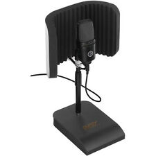 Auray RFDT-128 Desktop Reflection Filter and Mic Stand