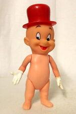 1968 Elmer Fudd Warner Brothers Seven Arts Moveable Doll Plastic Rubber Vintage