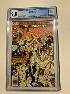 X-MEN 130. FIRST APPEARANCE OF DAZZLER! CGC 9.8 UNRESTORED! WP!