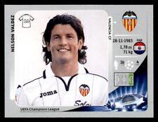 Panini Liga de Campeones 2012-2013 Nelson Valdez Valencia CF no. 404