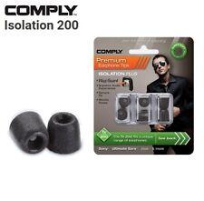 Comply Foam TX 100 200 400 500 Isolation WaxGuard 3 Pair Earphone Tips Medium PS