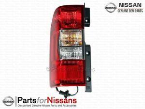 Genuine Nissan NV1500 NV2500 NV3500 Left Tail Lamp Assembly NEW OEM