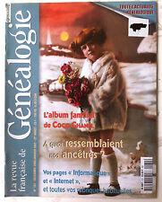 Généalogie Revue n°131; Album de Famille Coco Chanel/ Nos ancêtres