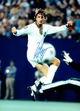 Johan Cruyff Signed Large 16x12 inch Photo COSMOS AFTAL OnlineCOA