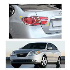 Chrome Side Wheel Fender Trim Moulding for HYUNDAI Elantra 2007-2010