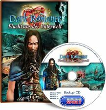 Dark Romance 4 - Flucht aus der Unterwelt - PC - Windows VISTA / 7 / 8 / 10