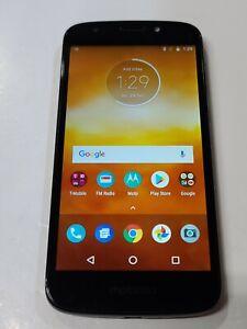 Motorola MOTO E5 Play, XT1921-3, 16GB, Black, T-MOBILE, Good Cond. : AA151