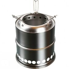 Wild Woodgas MKIIt  Stove - The Original Wood Burning Stove with Pot Support