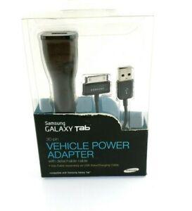 Samsung Galaxy Tab 30-Pin Vehicle Power Adapter Detachable Cable USA Seller