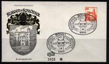 """BRD FDC MN 995 (1G) """"Burgen und Schlösser (II)"""" -Schloß Pfaueninsel Berlin-"""