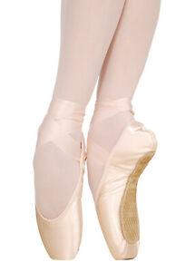Grishko 2007 Pointe Shoes: Original Sizing