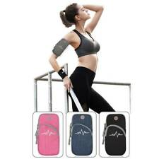 Sports Running Workout Gym Arm Band Case Mobile Pouch Cover Arm Bag LH
