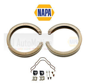 Parking Brake Shoe NAPA ULTRA fits 98-17 Buick Cadillac Chevrolet GMC Pontiac