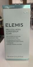 Elemis Pro-Collagen Super Serum Elixir 15ml Brand New Boxed Sealed RRP £53