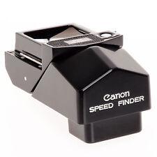 Canon Speedfinder Viewfinder for F-1 35mm SLR Film Cameras