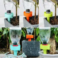 Garden Plant Self Automatic Drip Irrigation Device Sprinkler Watering Spike Tool