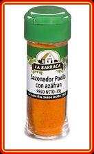 33 gr  - GENUINE SPANISH PAELLA SEASONING WITH SAFFRON -
