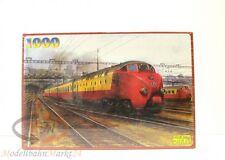 FAME PUZZLES Puzzle: SBB TEE RAm 502 Trans Europ Express 1000 Teile 69 x 49 cm