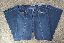 Style & Co. Trouser Womens Denim Blue Jeans Size 6 Petite (28 x 29)