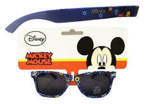"""Disney Mickey Mouse """"WUNDERHAUS"""" Sonnenbrille Kinder Brille Sonnenschutz UV400"""