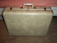 antique samsonite suitcase