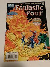 Fantastic Four #401 June 1995 Marvel Comics