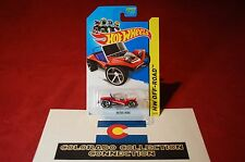 Hot Wheels - Meyers Manx - 2014 HW Off-Road - 114/250 1:64 Red