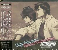 CITY HUNTER-SHINJYUKU PRIVATE EYES VOCAL COLLECTION-JAPAN CD+BOOK Ltd/Ed G88