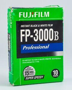 Fuji FP 3000B pack film expired